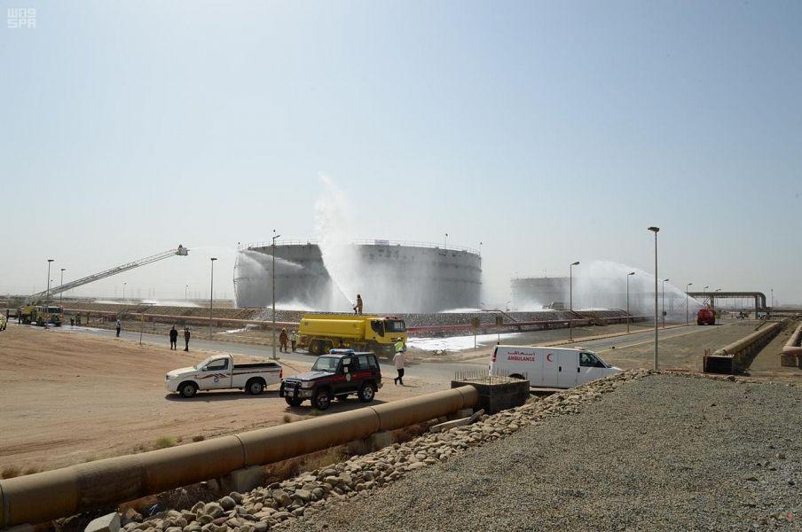 الأمانة العامة للهيئة العليا للأمن الصناعي تنفذ افتراضية بمحطات تحلية المياه بالشعيبة صحيفة المناطق السعوديةصحيفة المناطق السعودية