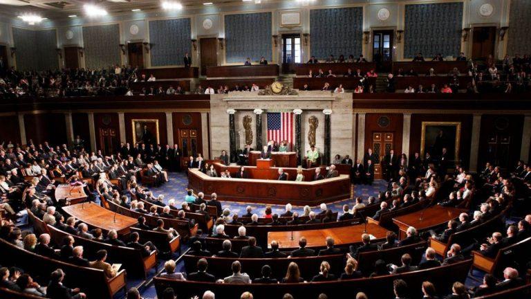 """""""النواب"""" الأمريكي يقر تعديلًا يمنع ضرب إيران دون موافقة الكونغرس"""