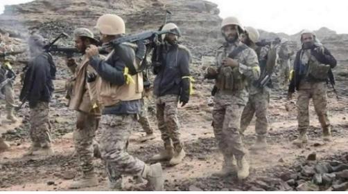 الجيش اليمني يدك مواقع الحوثي في البيضاء.. ويكبد الميليشيات خسائر فادحة