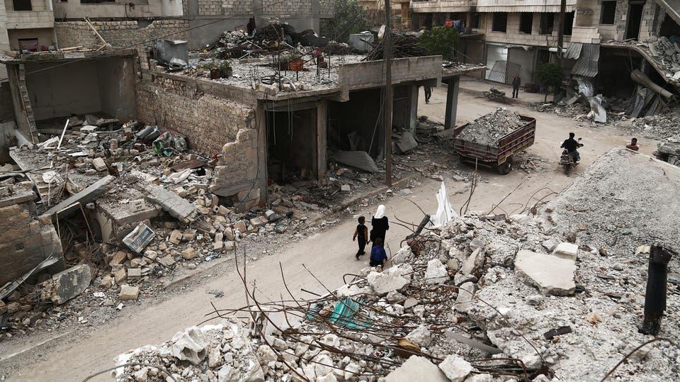 """منظمة """"اليونيسف"""" تعرب عن قلقها إزاء مقتل ثلاثة أطفال في الهجوم على بلدة عفرين شمال سوريا"""