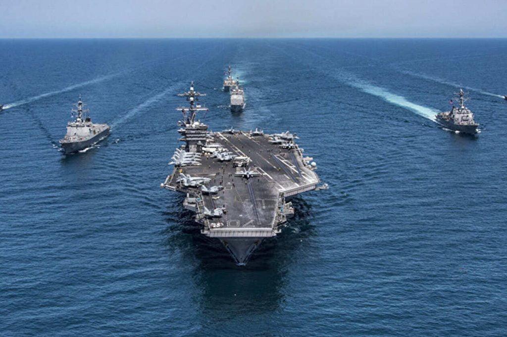 الأسطول الأمريكي الخامس: ننسق مع البحرية البريطانية وحلفاء آخرين لحماية الملاحة
