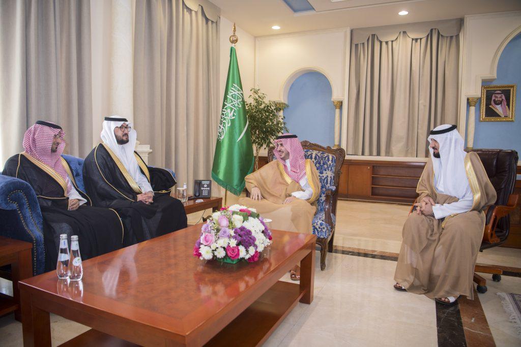 أمير الجوف يشهد توقيع اتفاقية بين إمارة المنطقة ومركز أداء لدعم عمليات تحسين رضا المستفيد