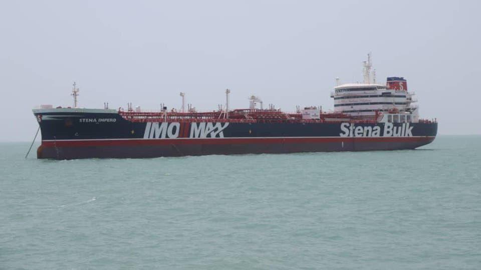 """مانيلا: طلبنا من إيران إطلاق فلبيني على متن """"الناقلة"""""""
