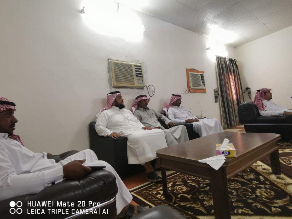 بلدي الشبحة في زيارة لمركز الرويضات وقرية قصر عليثة والهجر المجاورة