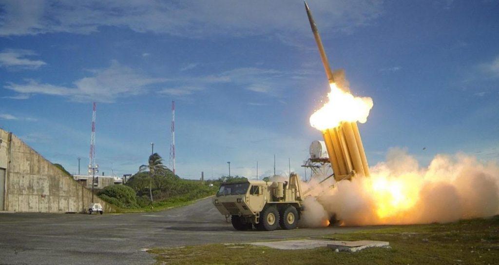 """المملكة تبرم صفقة جديدة لشراء صواريخ """"ثاد"""" الأمريكية المتطورة.. قادرة على التصدي للصواريخ الباليستية بدقة عالية"""