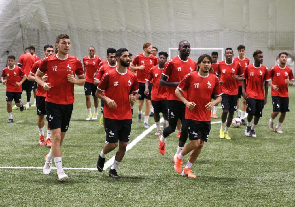 الاتفاق يخوض تدريبا صباحيا.. والعطوي يمنح اللاعبين راحة غدا