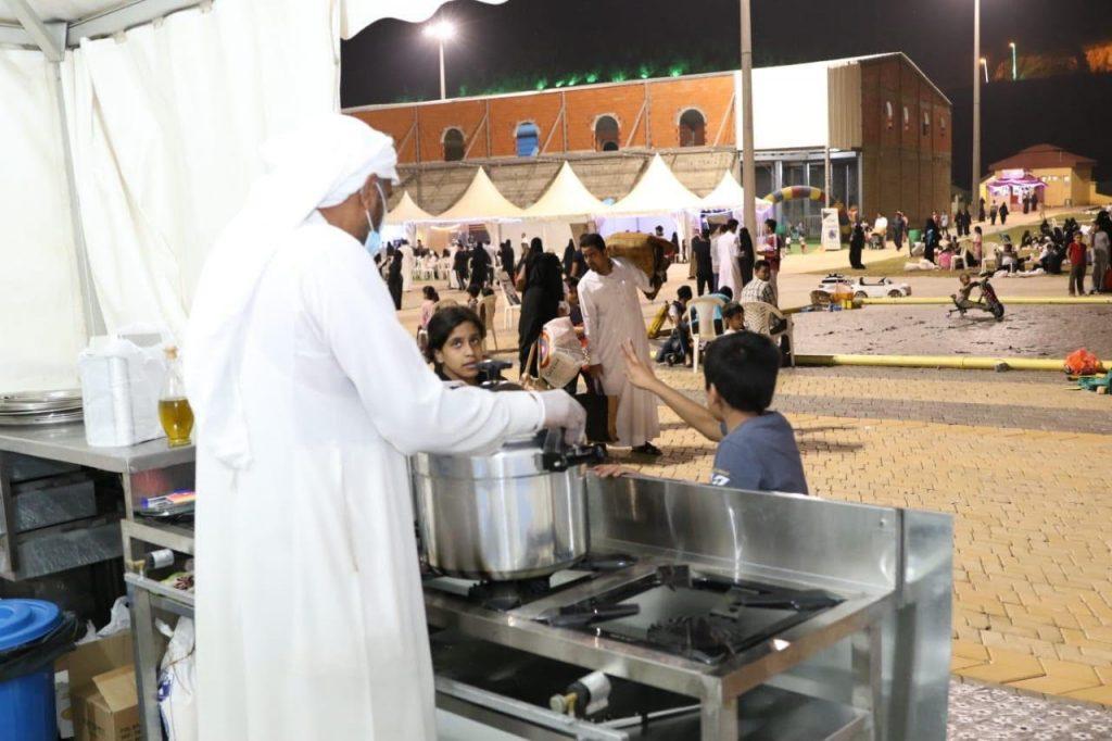 فعاليات وسام البادية تستقطب الشباب والشابات السعوديين للعمل