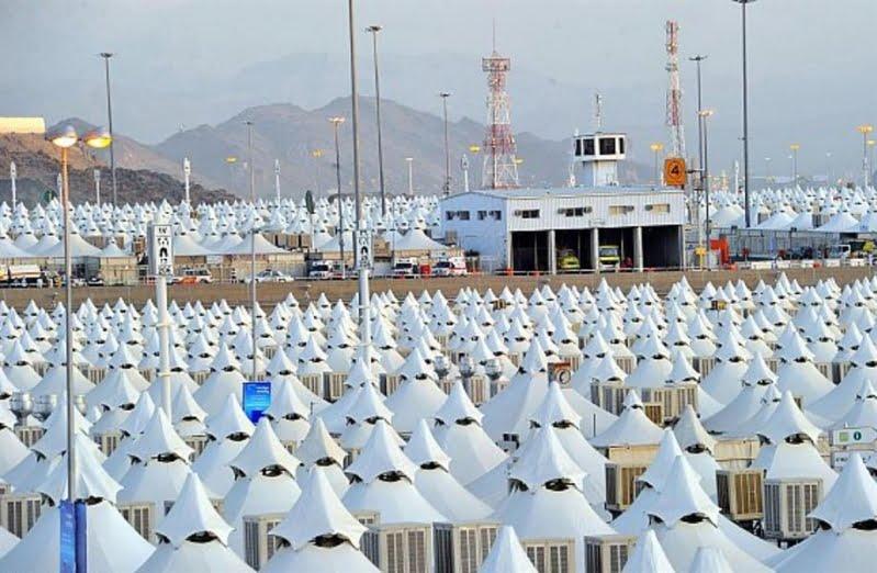 العميري: 6 أبراج و70 مخيماً لإسكان ضيوف الرحمن بمِنى هذا العام