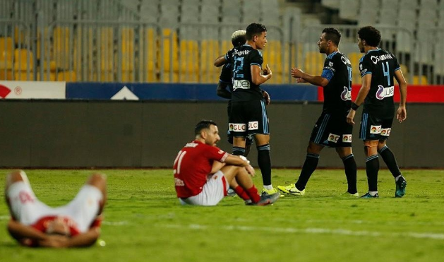 بيراميدز يواصل التفوق على الأهلي ويطيح به من كأس مصر