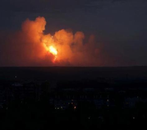 """توضيح هام من """"الرقابة النووية في السعودية"""" بشأن خطر تأثير انفجار روسيا النووي على أجواء المملكة"""