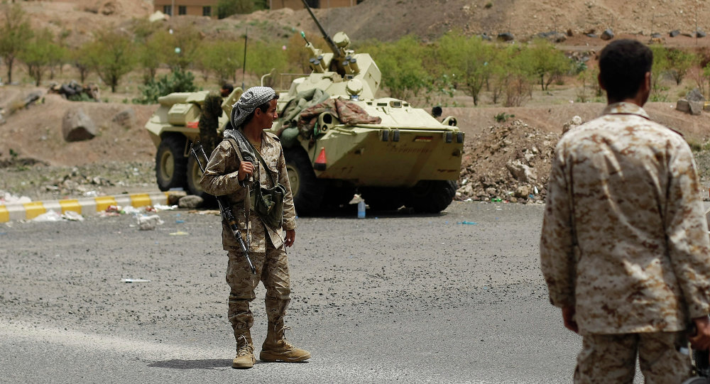 الجيش اليمني يصد هجوماً حوثياً شرقي محافظة الحديدة