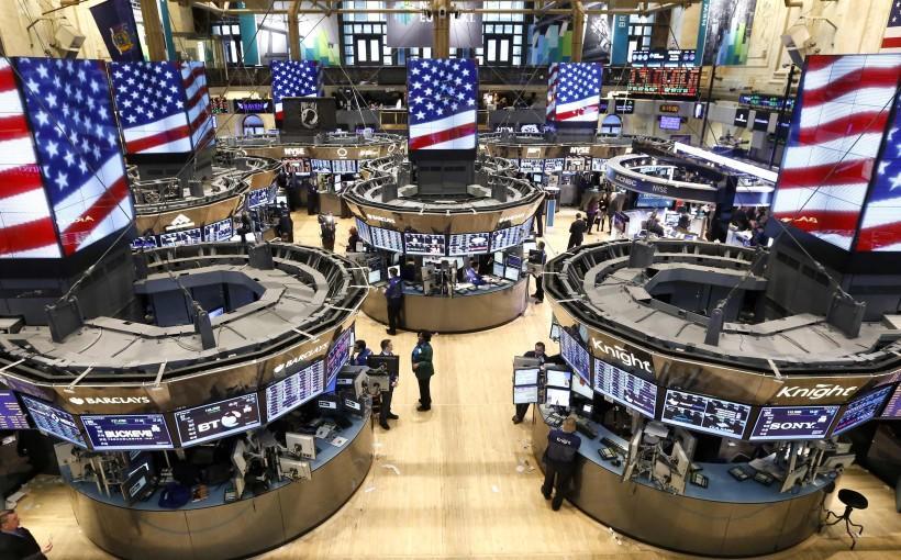 الأسهم الأمريكية تفتح على إنخفاض