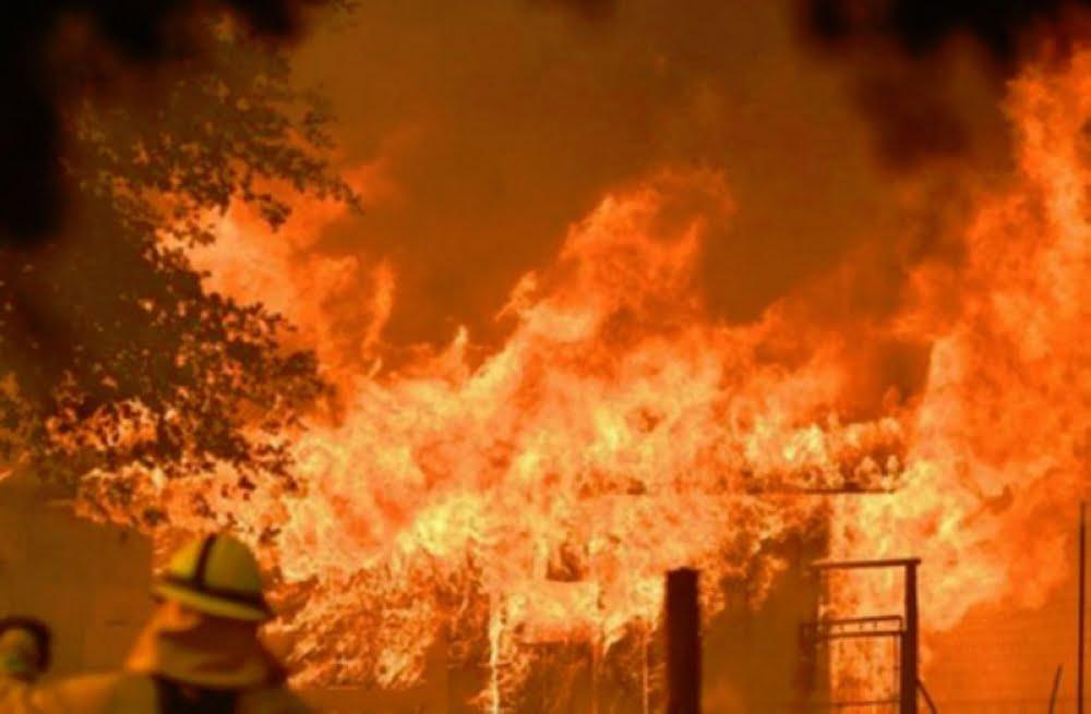 أوكرانيا.. مقتل 9 أشخاص في حريق بفندق بمدينة أوديسا
