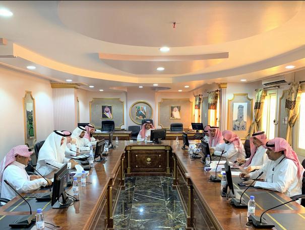 لجنة الانضباط بتعليم الباحة تعقد اجتماعها الأول