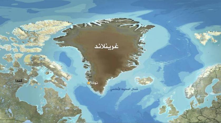 سلطات غرينلاند رداً على ترمب: الجزيرة ليست للبيع