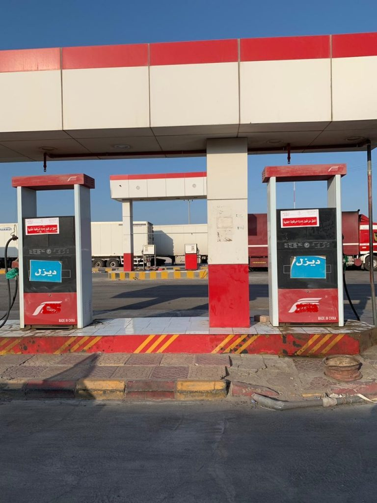 بلدية الخفجي تغلق عدد من محطات الوقود بشكل جزئي لعدم التزامهم بالاشتراطات والمواصفات
