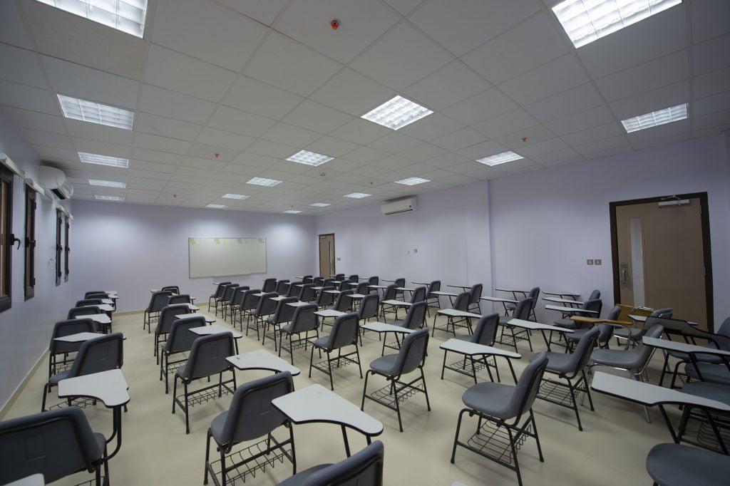 كلية العلوم والآداب بالنبهانية بجامعة القصيم تستعد لاستقبال قرابة830 طالبة في مقرها الجديد