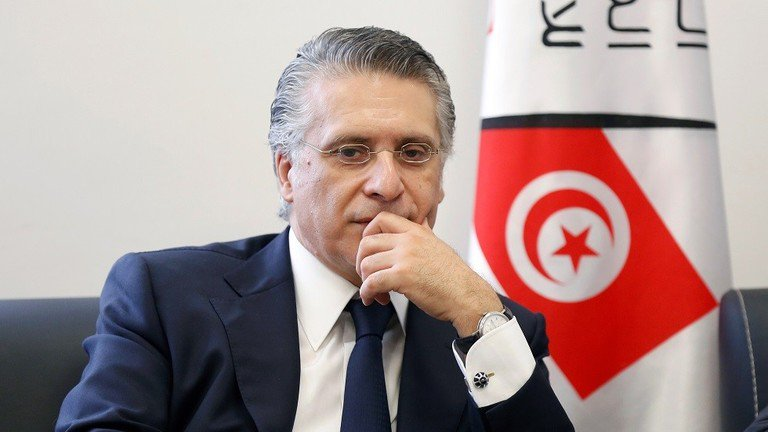 القبض على المرشح لانتخابات الرئاسة التونسية نبيل القروي وشقيقه