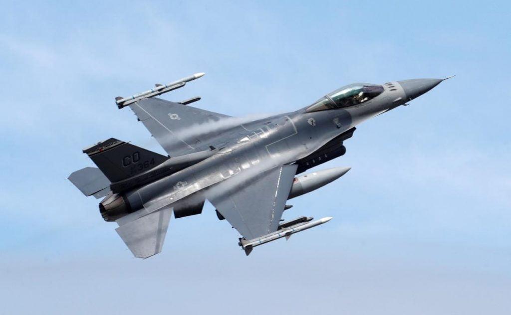 المملكة تقترب من الحصول على حقوق تصنيع طائرات F-16
