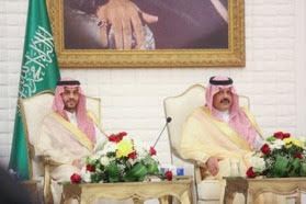 أمير منطقة حائل يوجه باستمرار العمل بإمارة المنطقة طيلة إجازة عيد الأضحى المبارك .