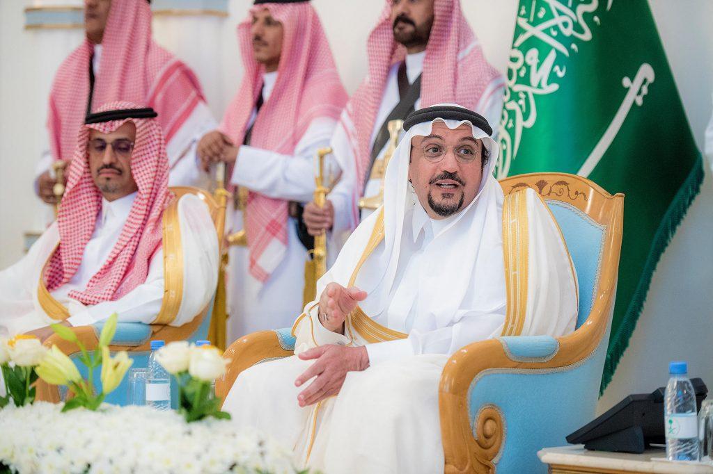 أمير القصيم يهنئ القيادة الرشيدة بما تحقق من خدمات عظيمة لضيوف الرحمن