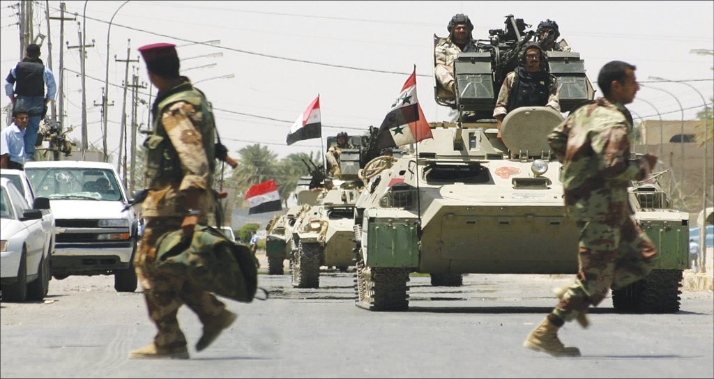 مصرع 6 إرهابيين بعملية أمنية بشمال العراق