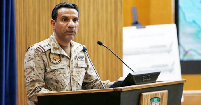"""""""التحالف"""": لم يتم تنفيذ عمليات عسكرية بمحيط صنعاء وأي مدينة يمنية أخرى خلال الفترة الماضية"""