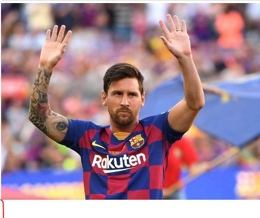 ميسي يرحل عن برشلونة «مجانًا» يونيو المقبل