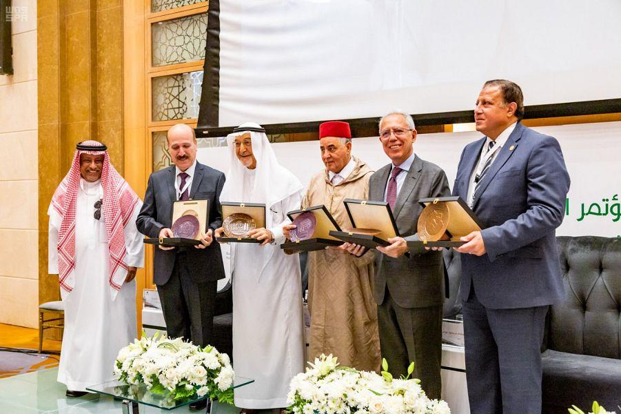"""مؤتمر """"الابتكار واتجاهات التجديد في المكتبات"""" يواصل جلساته بمركز الملك سلمان للمؤتمرات بالمدينة المنورة"""