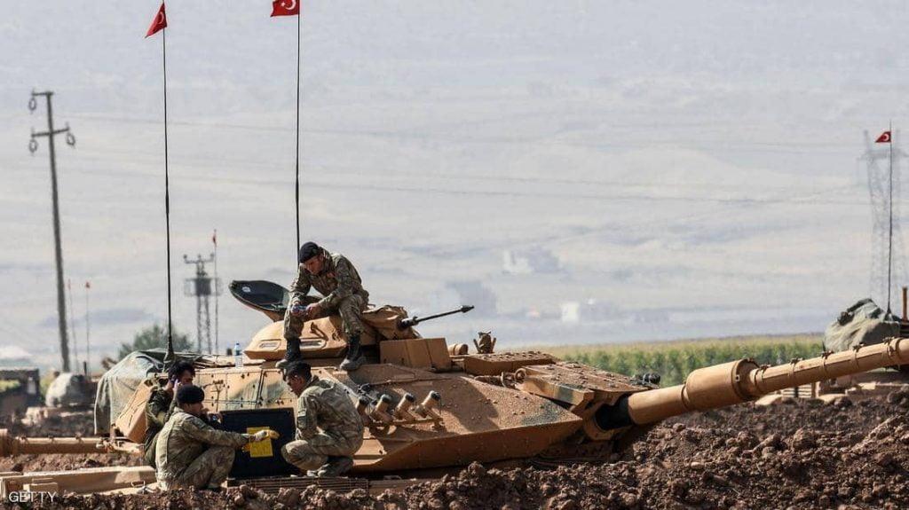 العراق يرفض الوجود التركي على أراضيه