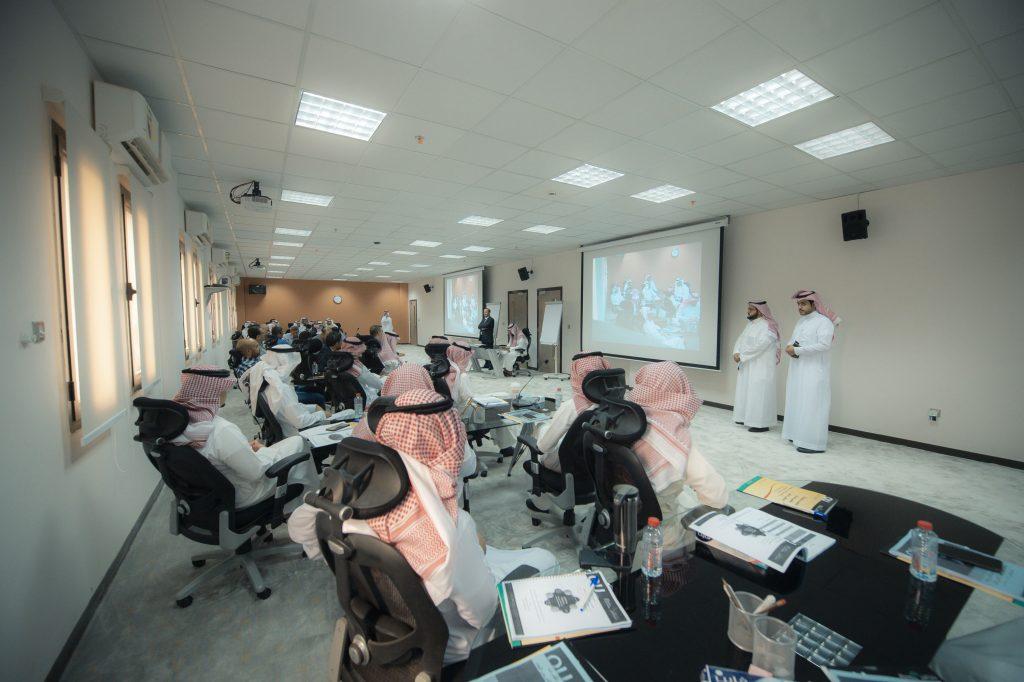 جامعة القصيم تُقيم برنامج لتهيئة أعضاء هيئة التدريس الجدد