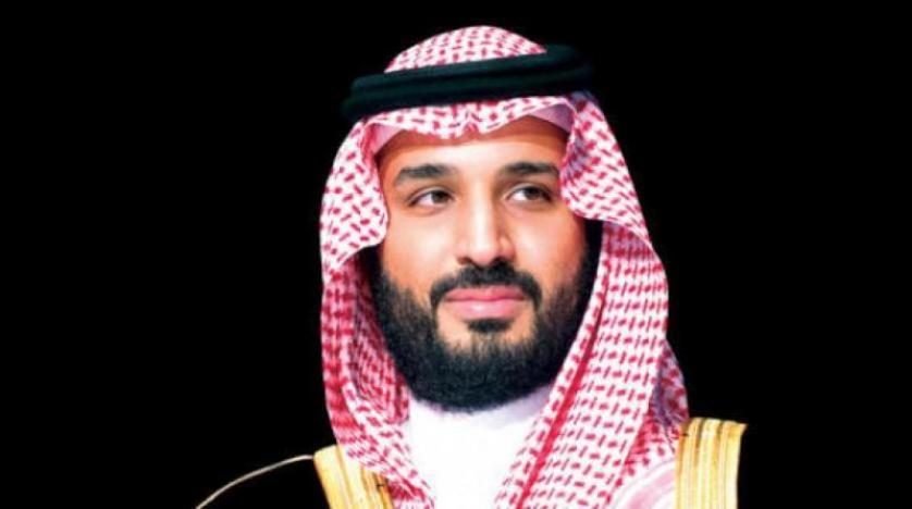 ولي العهد يتلقى برقيات تهان من رئيس الإمارات ونائبه وولي عهد أبوظبي بمناسبة اليوم الوطني