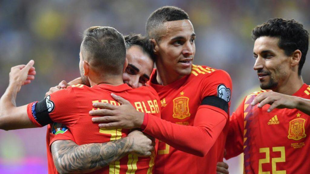 تصفيات يورو 2020 : المنتخب الإسباني يتغلب على نظيره الروماني