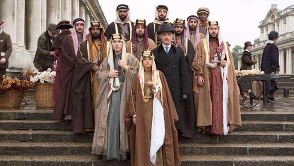 """26 سبتمبر.. عرض الفيلم العالمي """"وُلد ملكا"""" في صالات السينما بالمملكة والخليج العربي"""