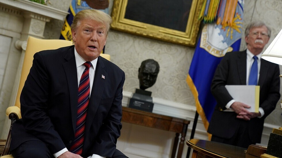 إدارة ترامب: سياستنا الخارجية لن تتغير بعد إقالة بولتون وحملة الضغط على إيران فعالة
