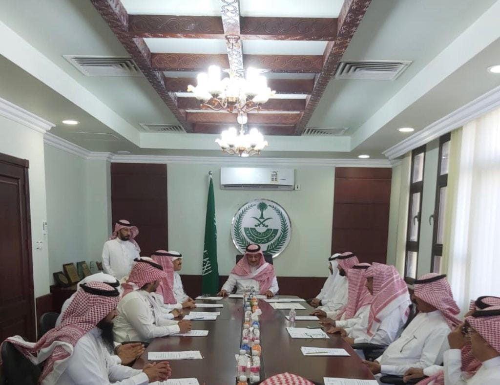 المجلس المحلي بدومة الجندل يعقد جلسته الرابعة