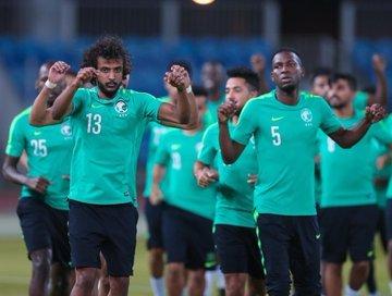 المنتخب السعودي يفتتح مشواره في تصفيات كأسي العالم وآسيا بمواجهة اليمن غدا