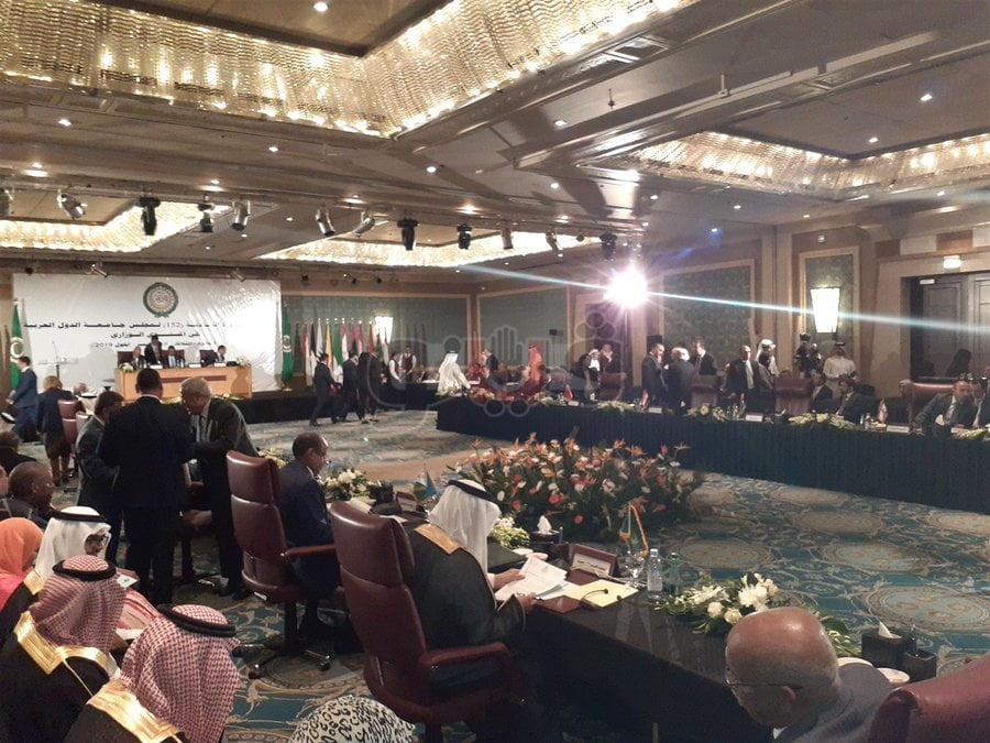 وزراء الخارجية العرب يدينون تصريحات نتنياهو بضم أراضي من الضفة الغربية المحتلة لإسرائيل