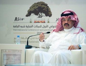 سمو الأمير تركي بن طلال: أكثر من 50 متحدثاً يشاركون بالمؤتمر الدولي الأول للبيئات الجبلية شبه الجافة في عسير