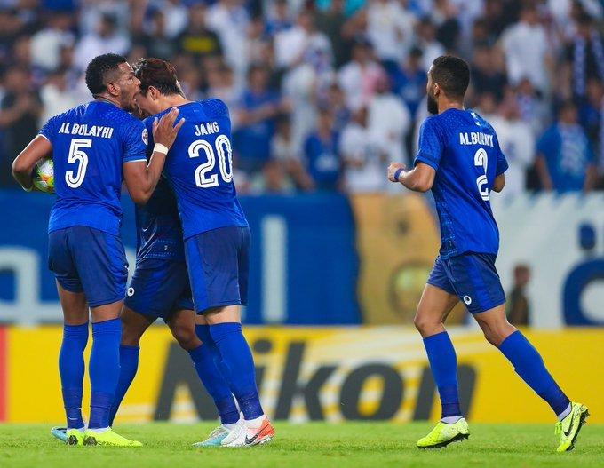 الهلال يتأهل لمواجهة السد في نصف نهائي دوري أبطال آسيا