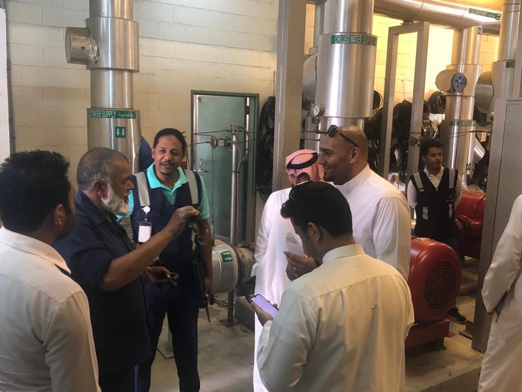 تأهيل مفتشي السلامة بمنطقة مكة المكرمة 15 متدرب يمارسون كتابة تقارير السلامة بتخصصي الطائف