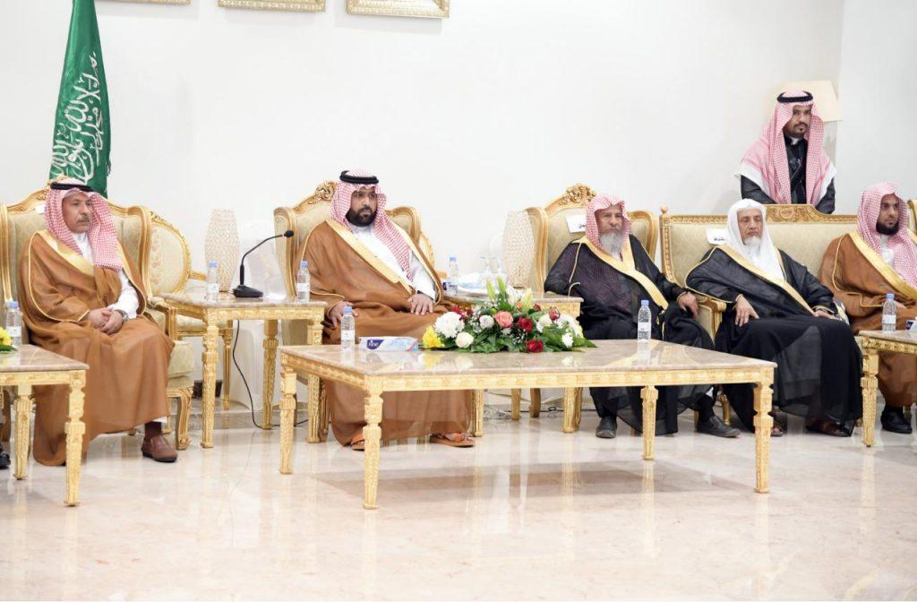 سمو أمير منطقة جازان بالنيابة يستقبل المواطنين ويطلع على احتياجاتهم