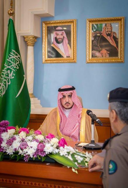 أمير الجوف يدشّن مركز الدفاع المدني بالنبك أبو قصر ومركز التدخل في حوادث المواد الخطرة بالقريات