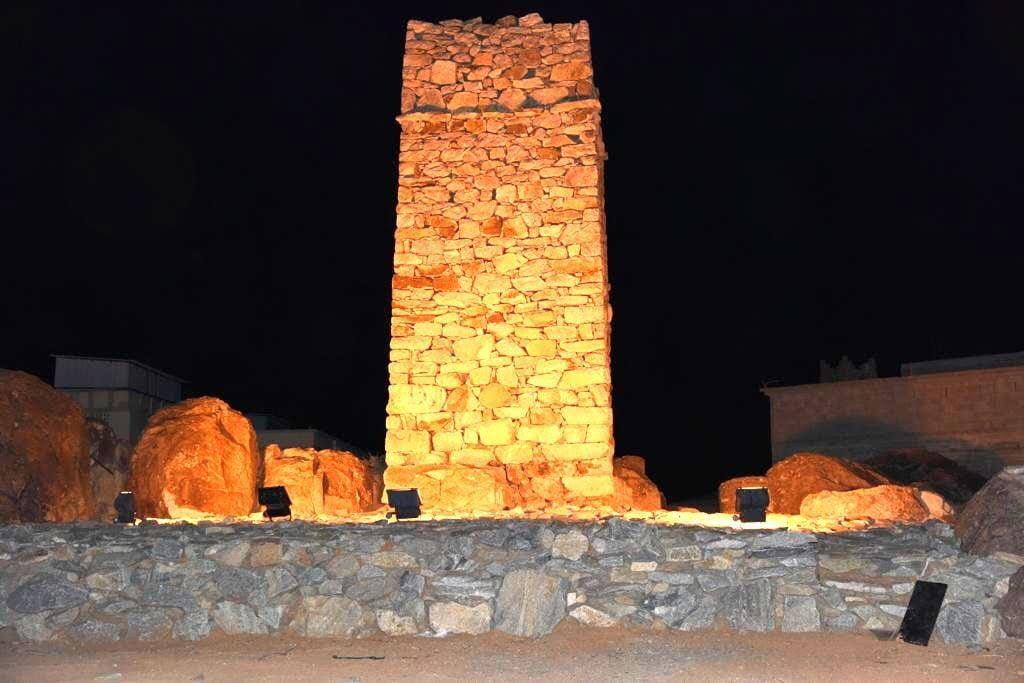 بلدية الحازمي في بيشة تعمل على تطوير المواقع الأثرية والتاريخية