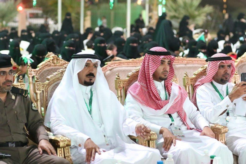 محافظ غامد الزناد يفتتح فعاليات اليوم الوطني 89