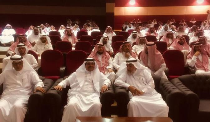 اللهيبي يرعى اللقاء التنشيطي الاول بالمرشدين  الطلابيين