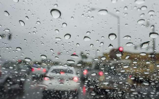 الأرصاد: أمطار رعدية على المناطق الجنوبية وغائمة على الشمال