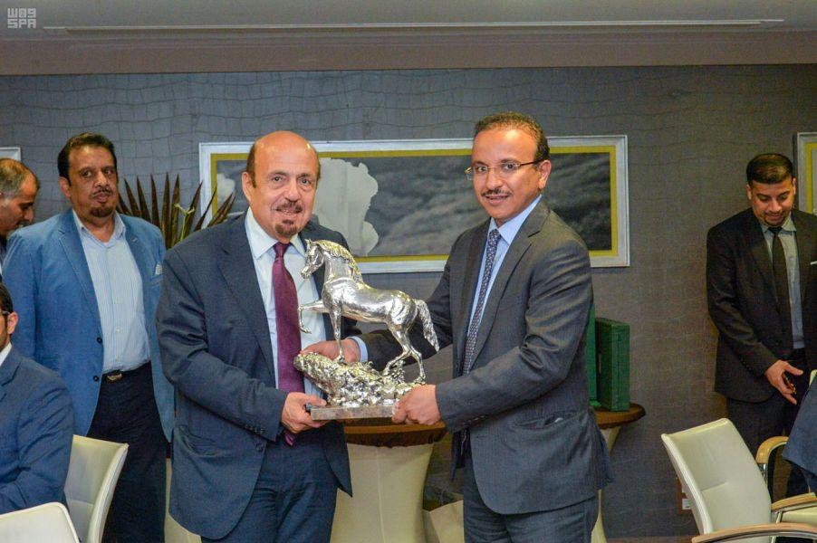 سفارة المملكة في فرنسا تقيم حفل توديع لمعالي السفير الدكتور خالد العنقري