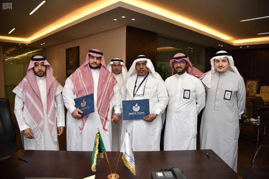 """""""غرفة مكة"""" توقع مذكرة تفاهم لتعزيز الأمن السيبراني بين أفراد المجتمع"""