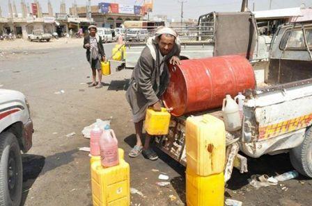 الحكومة اليمنية تبدي استعدادها لتزويد مناطق سيطرة مليشيا الحوثي بالوقود